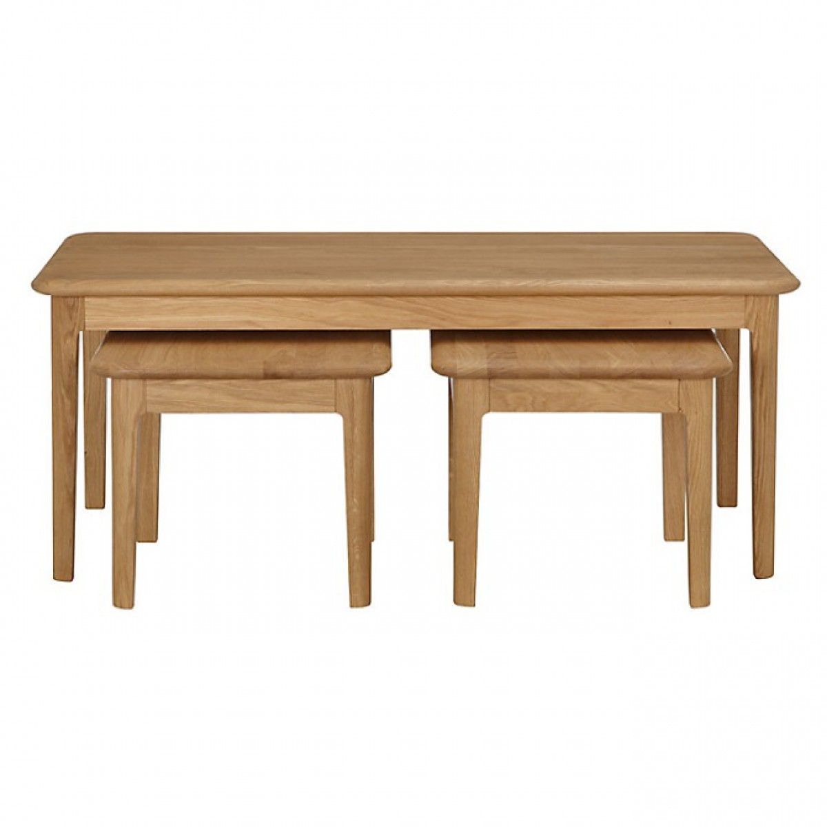 Hudson Coffee Table Nest Of 3 Tables
