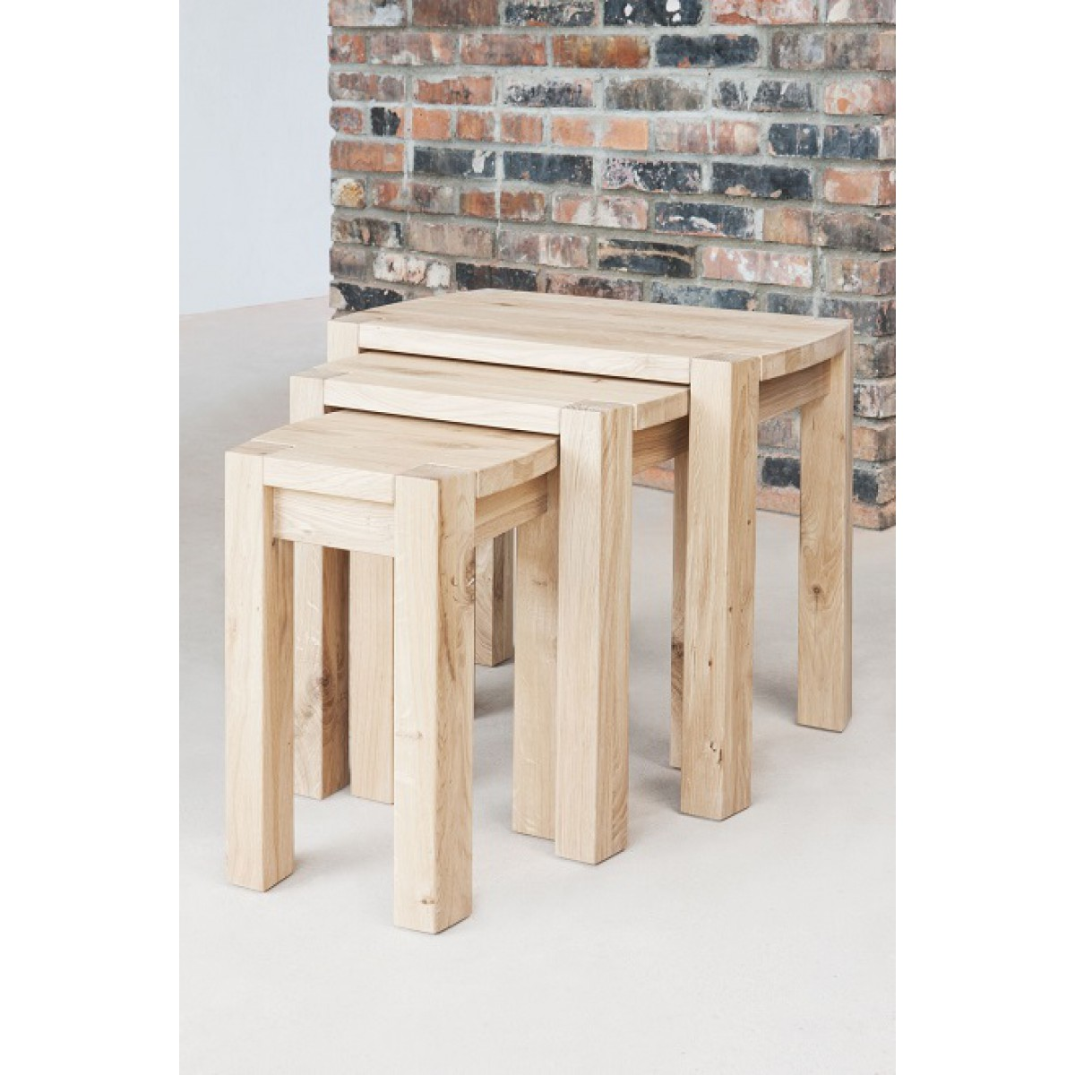 Goliath nest of tables - Goliath console table ...