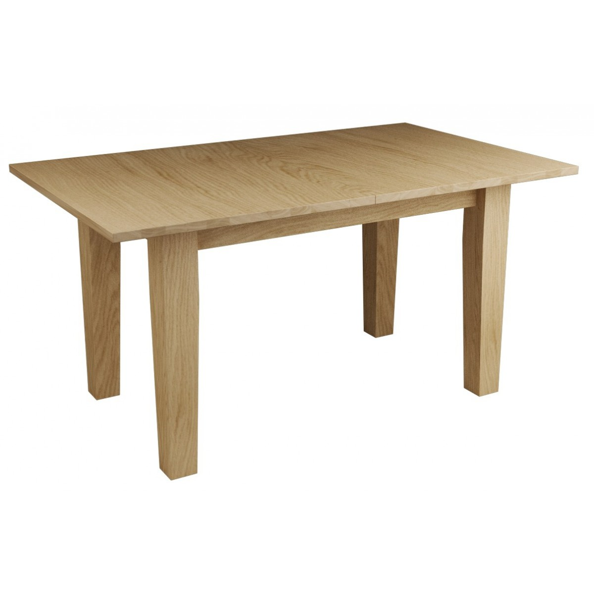 Eclipse rectangular extending dining table dining tables for Shop dining tables