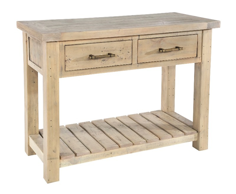 Peppercorn Console Table