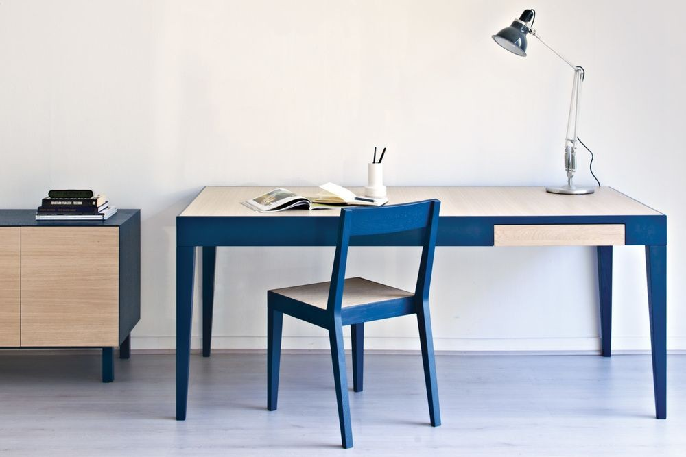 Cubo Chair Wooden Seat by Another Brand