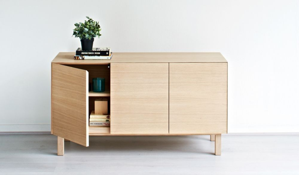 Cubo Sideboard  3 Doors By Another Brand