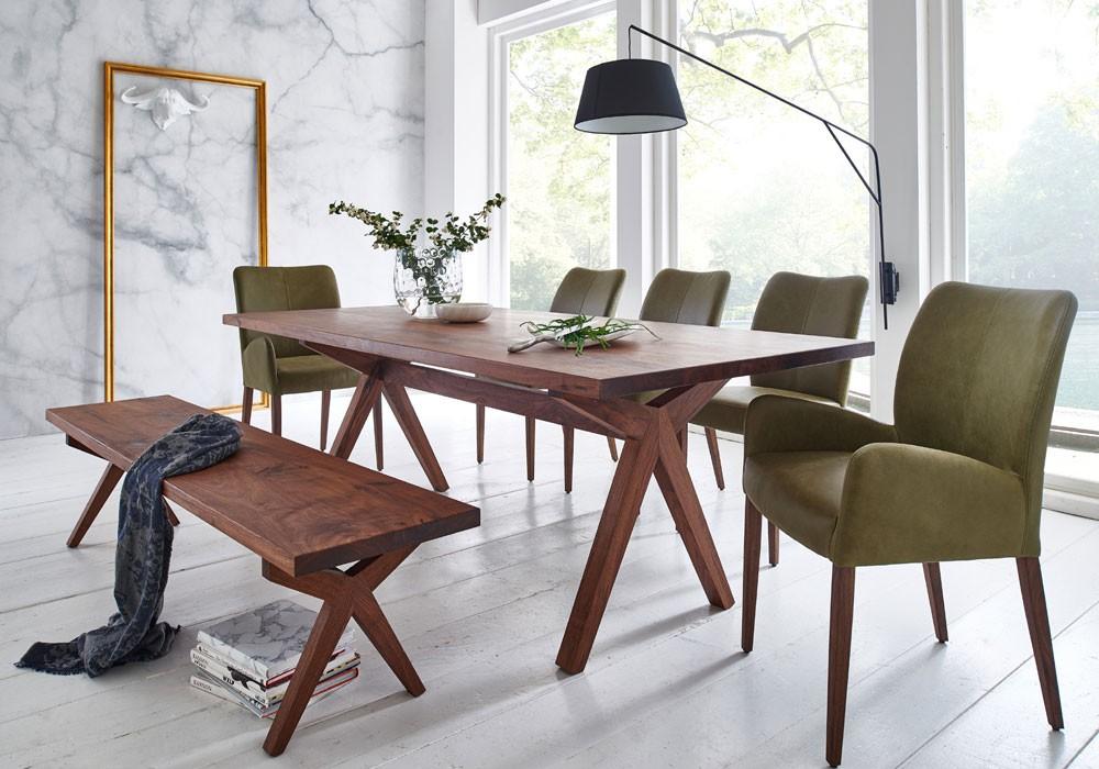 Lloyd Walnut Dining Table