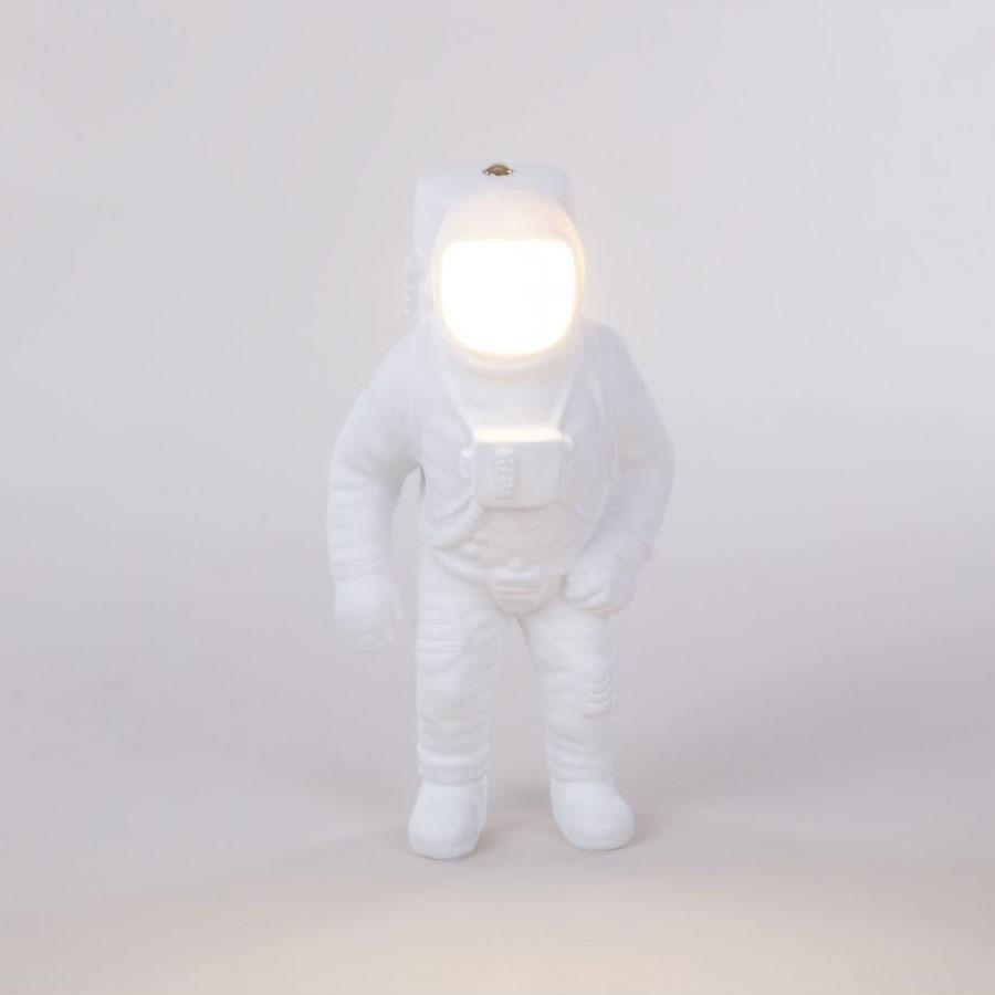 Flashing Starman