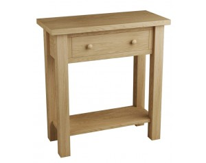Eclipse 1 Drawer Console Table