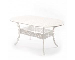 Aluminium large table