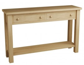 Eclipse 2 Drawer Console Table