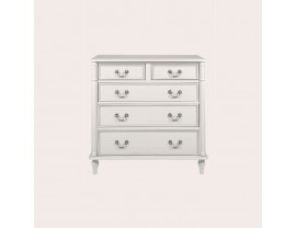 Clifton Dove Grey 2+3 Drawer Chest