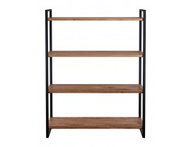 Hamilton Oak Short Shelving Unit