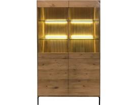 Helga oak cupboard 4 door
