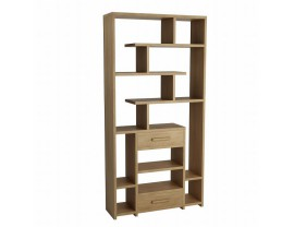 Hercus Bookcase 2 Drawers