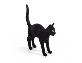 Jobby The Cat Black