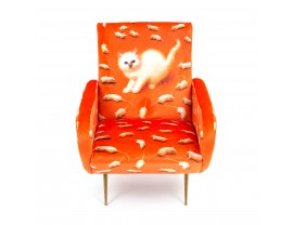 Toiletpaper Kitten Armchair
