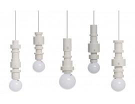 Turn Porcelain Lamp