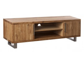 Quantum Oak TV Unit