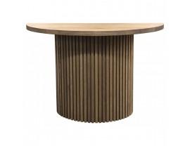 Timo Oak Console Table