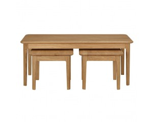 Hudson Coffee Table/Nest of 3 Tables