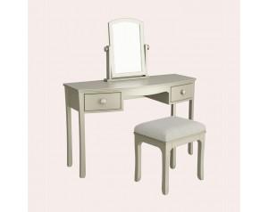 Broughton Ivory 2 Drawer Dressing Table Set