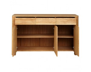 Soho 3 Door 3 Drawer Sideboard
