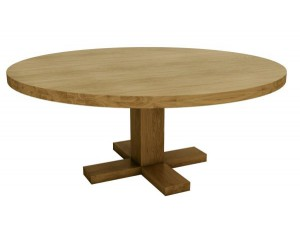Flat Leg Dining Table