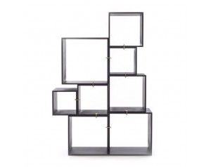 Assemblage Shelving Unit