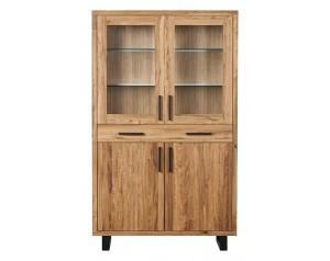 Quantum Oak Bookcase