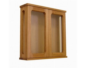 Cawton Glass Cabinet