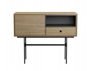 Korgen Oak Console Table