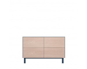 Cubo Rectangular Cabinet 4 Drawers by Another Brand