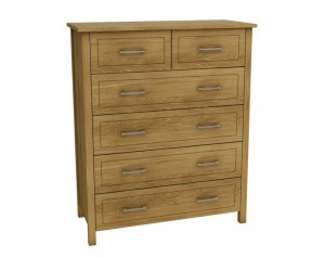 Dona 6 Chest of Drawers