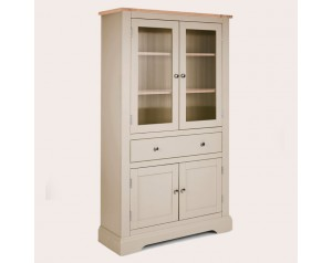 Dorset Soft Truffle 4 Door 1 Drawer Storage Unit
