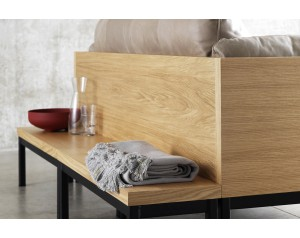 Legna Platform Long Table by Another Brand