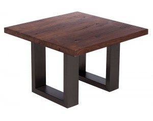 Fargo Walnut Coffee Table with U-shape leg 4x10cm