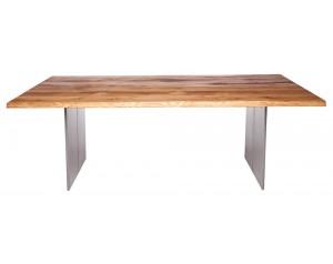 Fargo Oak Dining Table with Full leg
