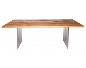 Fargo Oak Dining Table with Full leg