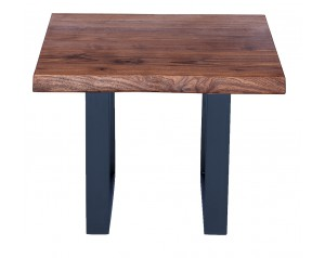 Fargo Walnut Coffee Table with U-shape leg 3x6cm