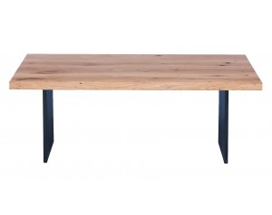Fargo Oak Coffee Table with Full Leg