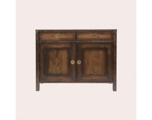 Balmoral Dark Chestnut 2 Door 2 Drawer Sideboard