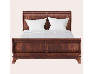 Broughton Dark Bed Frame