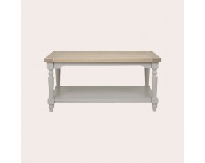 Dorset Pale French Grey Coffee Table