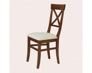 Balmoral Dark Chestnut Pair Of Dining Chairs