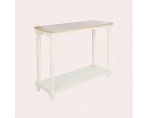 Dorset White Console Table