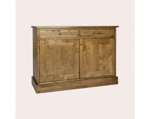 Garrat Honey 2 Door 2 Drawer Sideboard