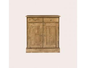 Garrat Honey 2 Door 2 Drawer Narrow Sideboard