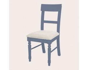 Dorset Dusky Seaspray Pair Of Upholstered Dining Chairs