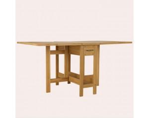 Milton Oak Drop Leaf Table