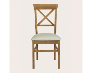 Balmoral Honey Pair Of Dining Chairs