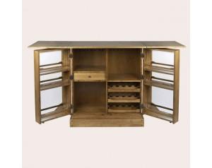 Garrat Honey Drinks Cabinet