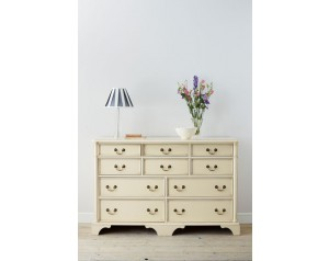 Clifton Ivory 6+4 Drawer Chest