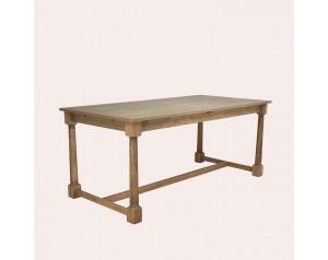 Wellington Oak Extending Dining Table